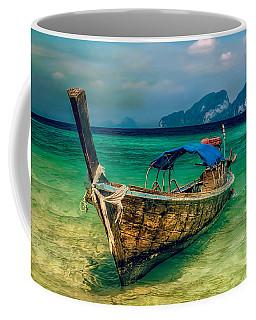 Asian Longboat Coffee Mug