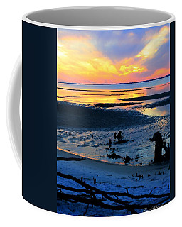 At A Days End Coffee Mug by Debra Forand