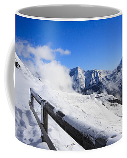Austrian Mountains Coffee Mug