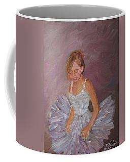 Ballerina 2 Coffee Mug