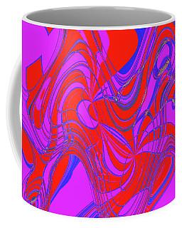 Coffee Mug featuring the photograph Balloon Fantasy 3 by Allen Beatty