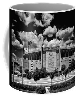 Baltimore Memorial Stadium 1960s Coffee Mug