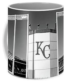 Baseball Stadium, Kauffman Stadium Coffee Mug