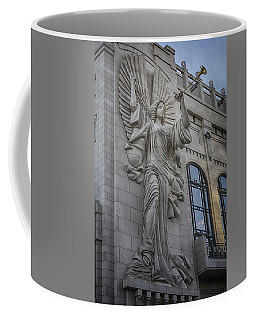 Bass Hall Angel Coffee Mug