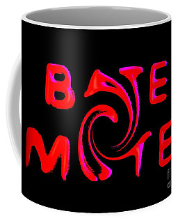 Bates Motel In Blood And Twisted Coffee Mug by Kelly Awad