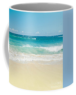 Coffee Mug featuring the photograph Beach Love by Sharon Mau