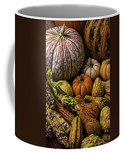 Beautiful Autumn Harvest Coffee Mug