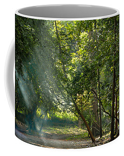 Beautiful Morning Coffee Mug by Kiran Joshi