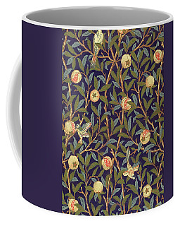 Bird And Pomegranate Coffee Mug