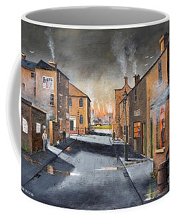 Black Country Village From The Boat Yard Coffee Mug