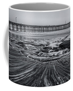 Coffee Mug featuring the photograph Black Hole by Beth Sargent