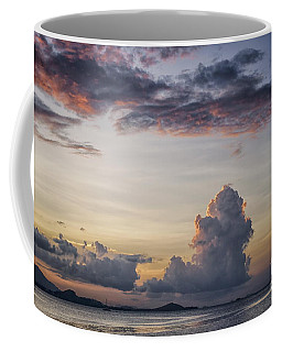 Blue Evening Coffee Mug