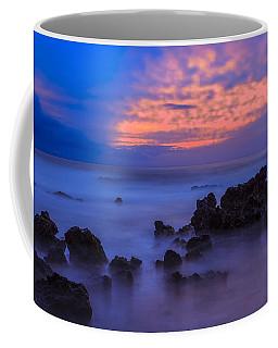 Blue Sunrise 1 Coffee Mug