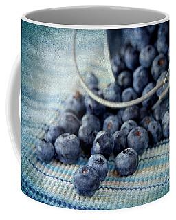 Blueberries Coffee Mug by Darren Fisher