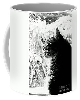 Coffee Mug featuring the photograph Bo by Jacqueline McReynolds
