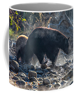 Bouldering Coffee Mug by Scott Warner