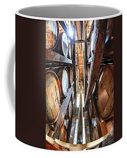 Bourbon Warehouse Coffee Mug by Alexey Stiop