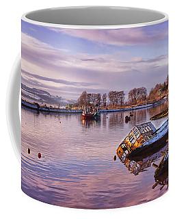 Bowling Harbour Panorama 02 Coffee Mug