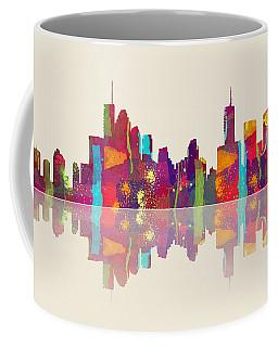 Brisbane Australia Skyline Coffee Mug