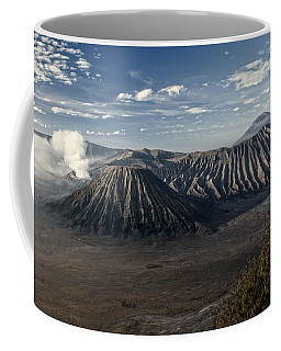 Bromo Mountain Coffee Mug