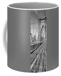 Brooklyn Bridge Manhattan New York City Coffee Mug