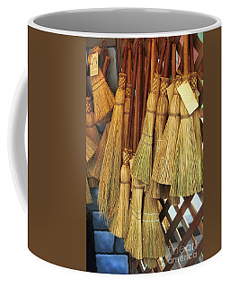 Brooms For Sale Coffee Mug