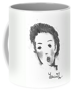Bubble Gum Coffee Mug by Laurie L