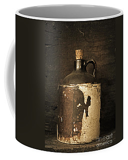 Buddy Bear's Little Brown Jug Coffee Mug