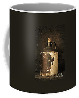 Buddy Bear's Little Brown Jug Coffee Mug