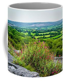 Burren National Park's Lovely Vistas Coffee Mug