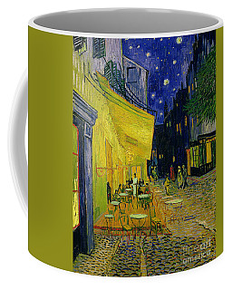 Cafe Terrace Arles Coffee Mug