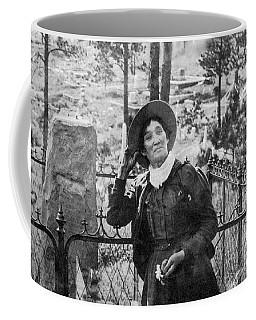 Calamity Jane At Wild Bill Hickoks Coffee Mug