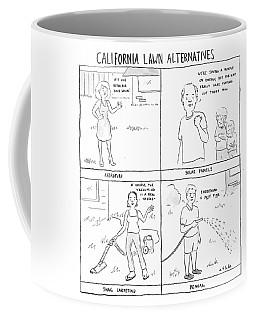 California Lawn Alternatives Coffee Mug
