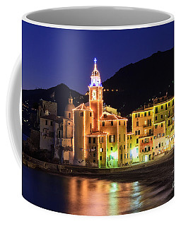 Camogli At Evening Coffee Mug