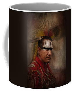Canadian Aboriginal Man Coffee Mug
