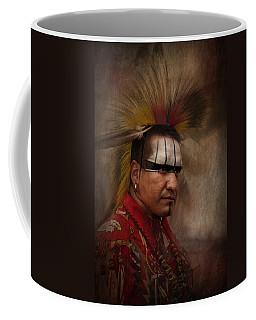Canadian Aboriginal Man Coffee Mug