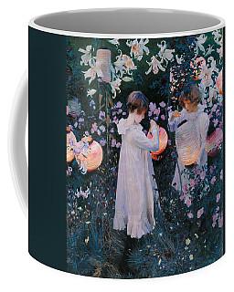 Carnation Lily Lily Rose Coffee Mug