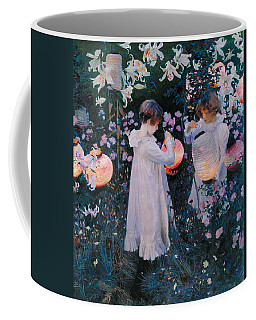 Carnation Lily Lily Rose Coffee Mug