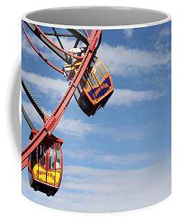 Carousel Twist Coffee Mug by David Nicholls