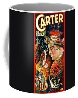 Carter The Great Coffee Mug