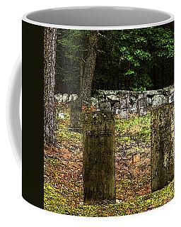 Cemetery Coffee Mug by Mim White