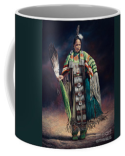 Ceremonial Rhythm Coffee Mug