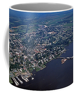Chestertown Maryland Coffee Mug by Skip Willits