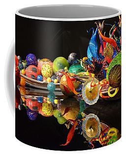 Chihuly-14 Coffee Mug by Dean Ferreira