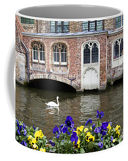 Church And Swan 2 Coffee Mug