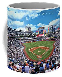 Citi Field 2 - Home Of The N Y Mets Coffee Mug