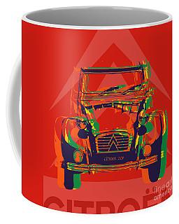 Citroen 2cv Coffee Mug