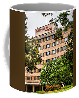 Clemson House Coffee Mug