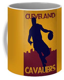 Cleveland Cavaliers Lebron James Coffee Mug