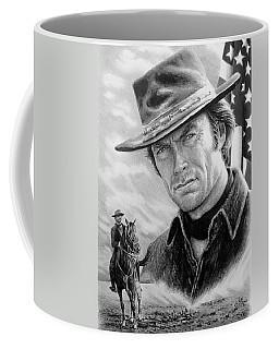 Clint Eastwood American Legend Coffee Mug